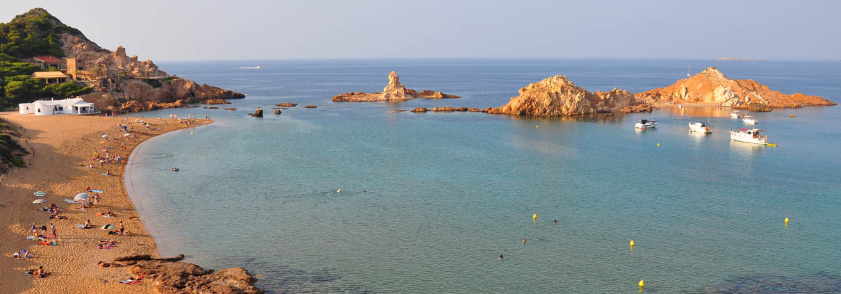 Menorca beaches