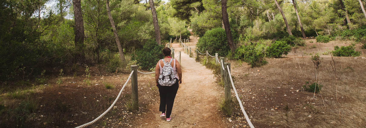 Menorca walking