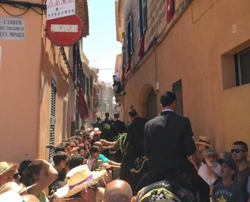 Fiesta St Joan Ciutadella