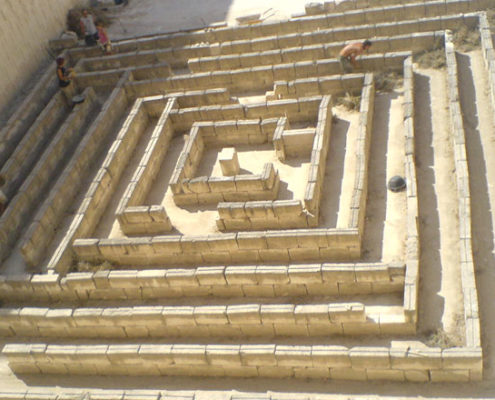 Lithica labyrinth
