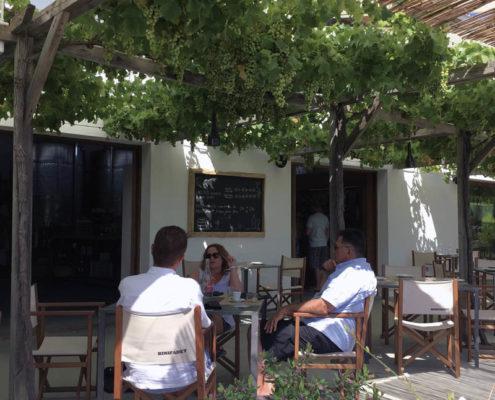 Binifadet restaurant Menorca