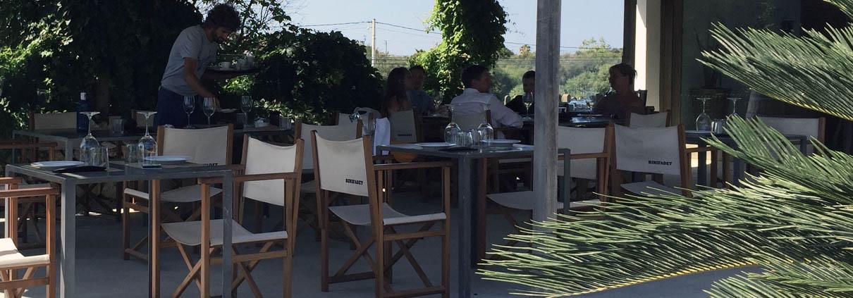 Menorca dining